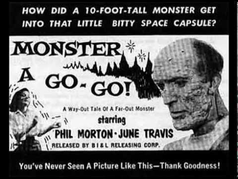 An argument can be made that Monster a Go-Go is the worst sci-fi movie ever