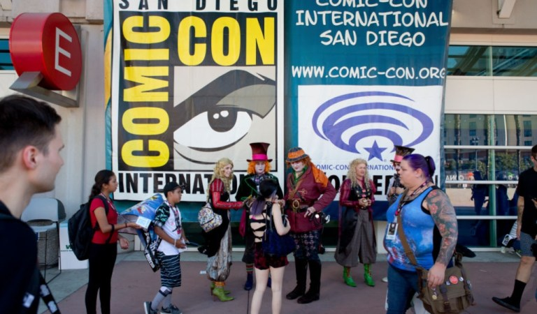 San Diego's fabled Comic-Con will be virtual again this year