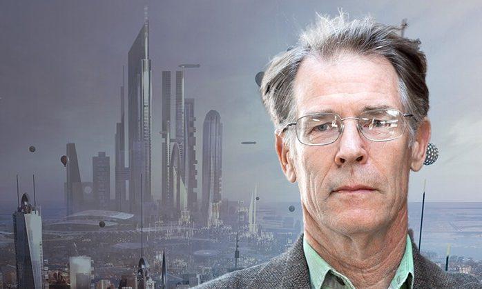 Kim Stanley Robinson says he writes utopian sci-fi