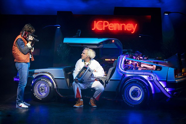 Are you ready for a Back To The Future live musical?