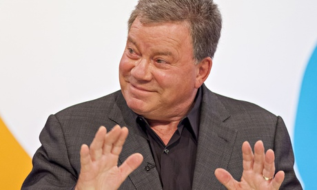 William Shatner is going boldly where others have gone before