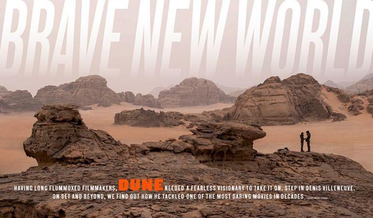 Inside the making of Denis Villeneuve's Dune
