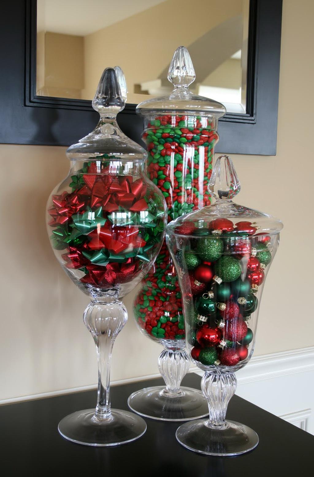 Vase Filler Ideas For Christmas Home Design Ideas