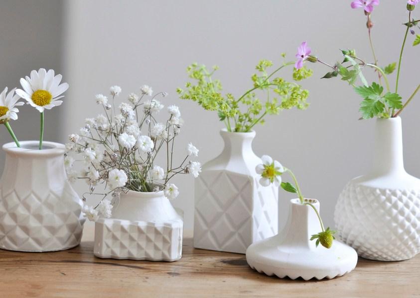 White Ceramic Vase Download Wallpaper Full Wallpapers