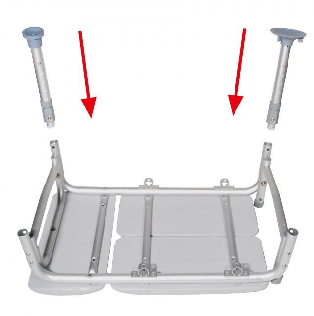 Invacare Tub Transfer Bench Home Design Ideas