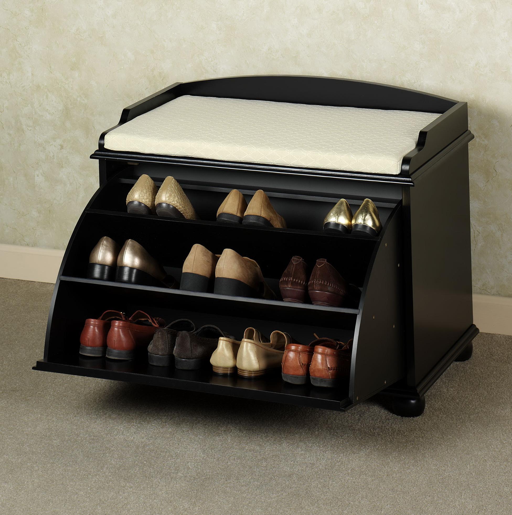Shoe Storage Bench Ikea Home Design Ideas