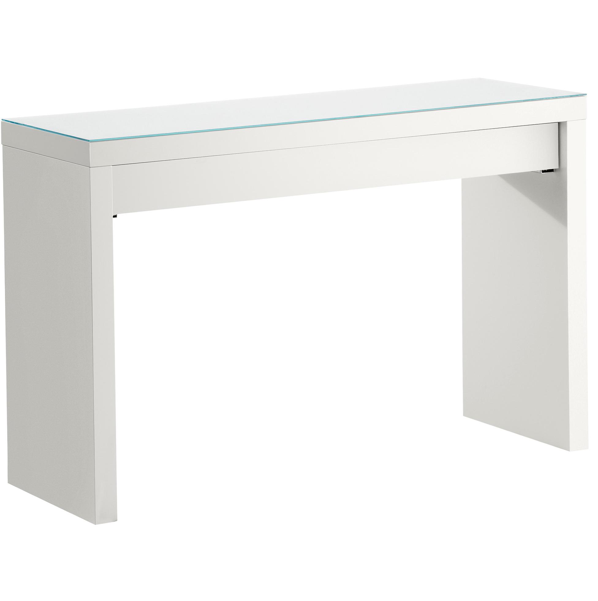 White Console Table Ikea Home Design Ideas