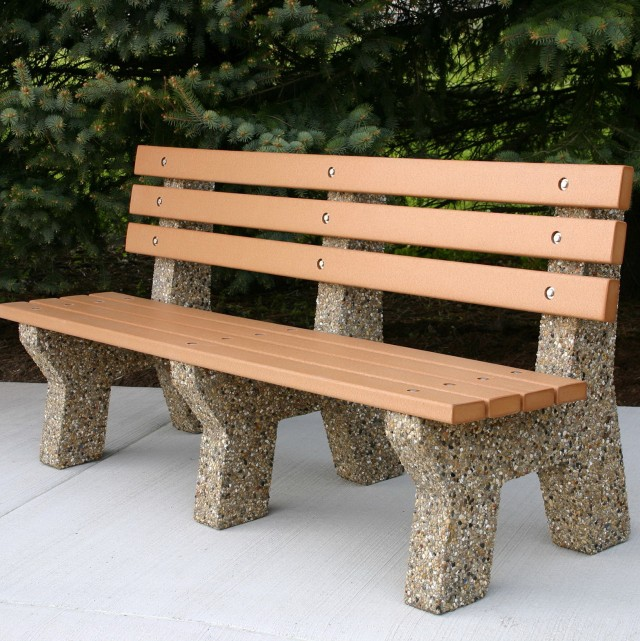 Concrete Garden Bench Molds Home Design Ideas