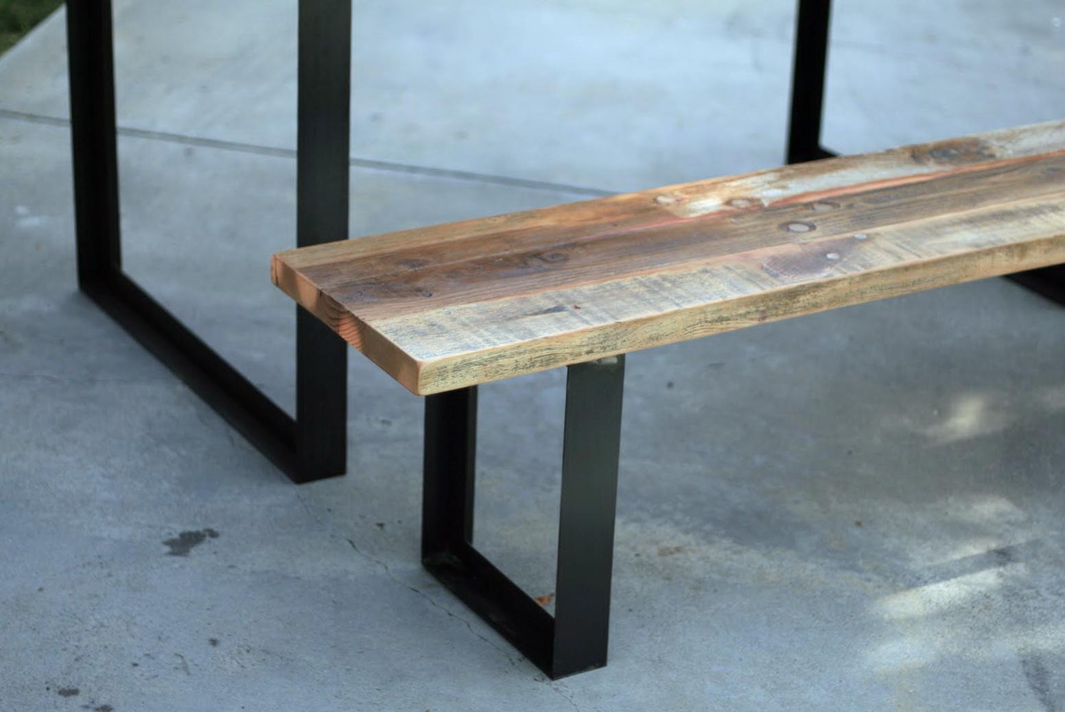 Storage Bench Ottoman Coffee Table
