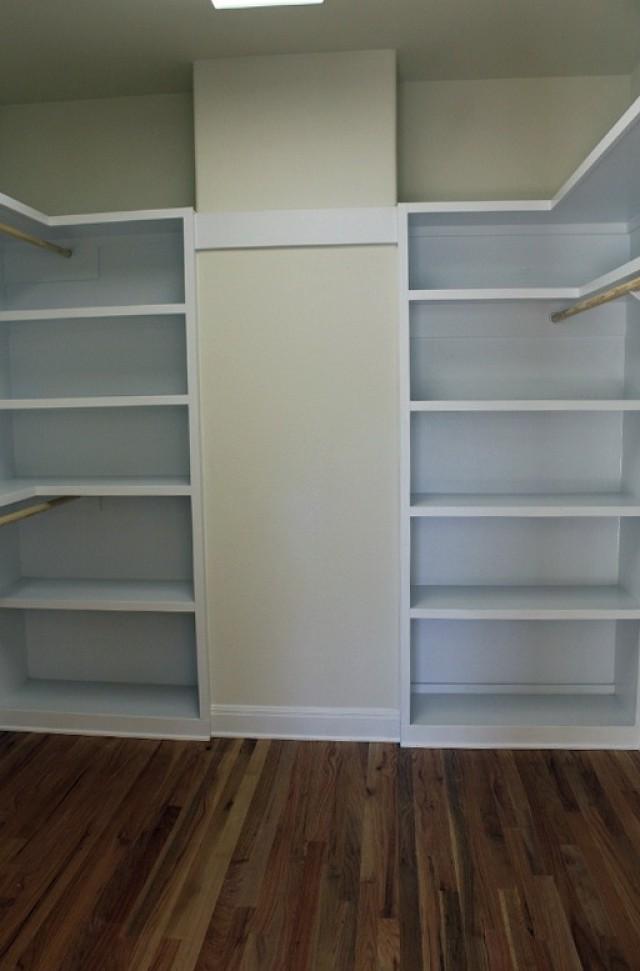 Diy Closet Shelves Mdf Home Design Ideas