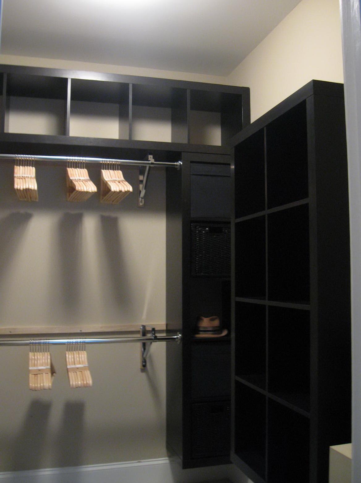Ikea Closet Organizer Hack Home Design Ideas