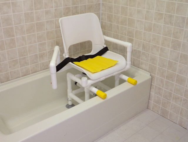 Bath Transfer Bench With Swivel Seat Home Design Ideas