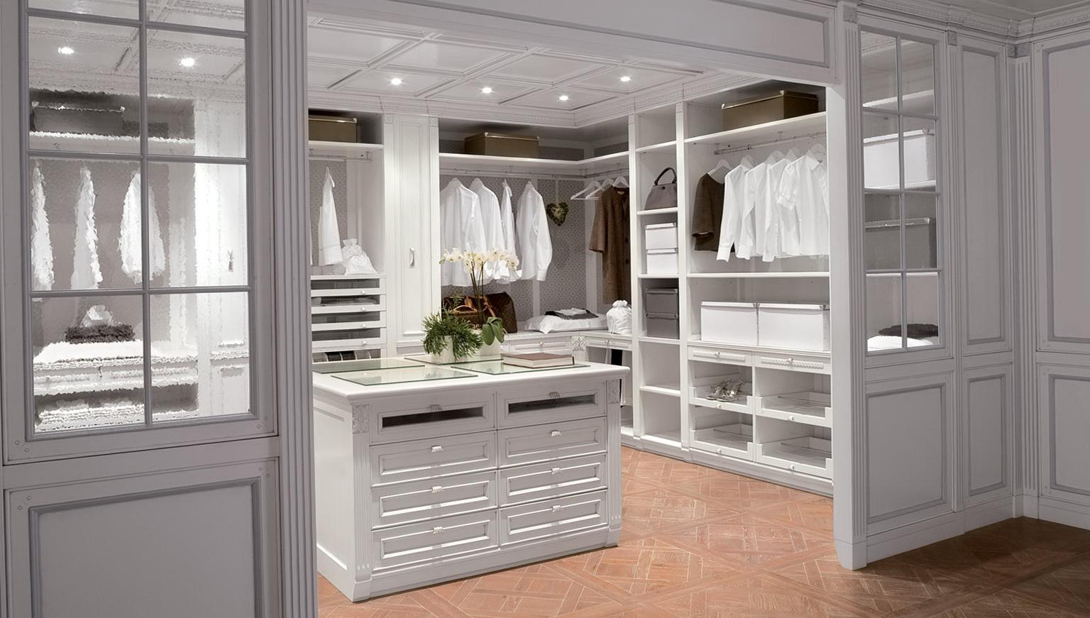 Master Bedroom Walk In Closet Ideas