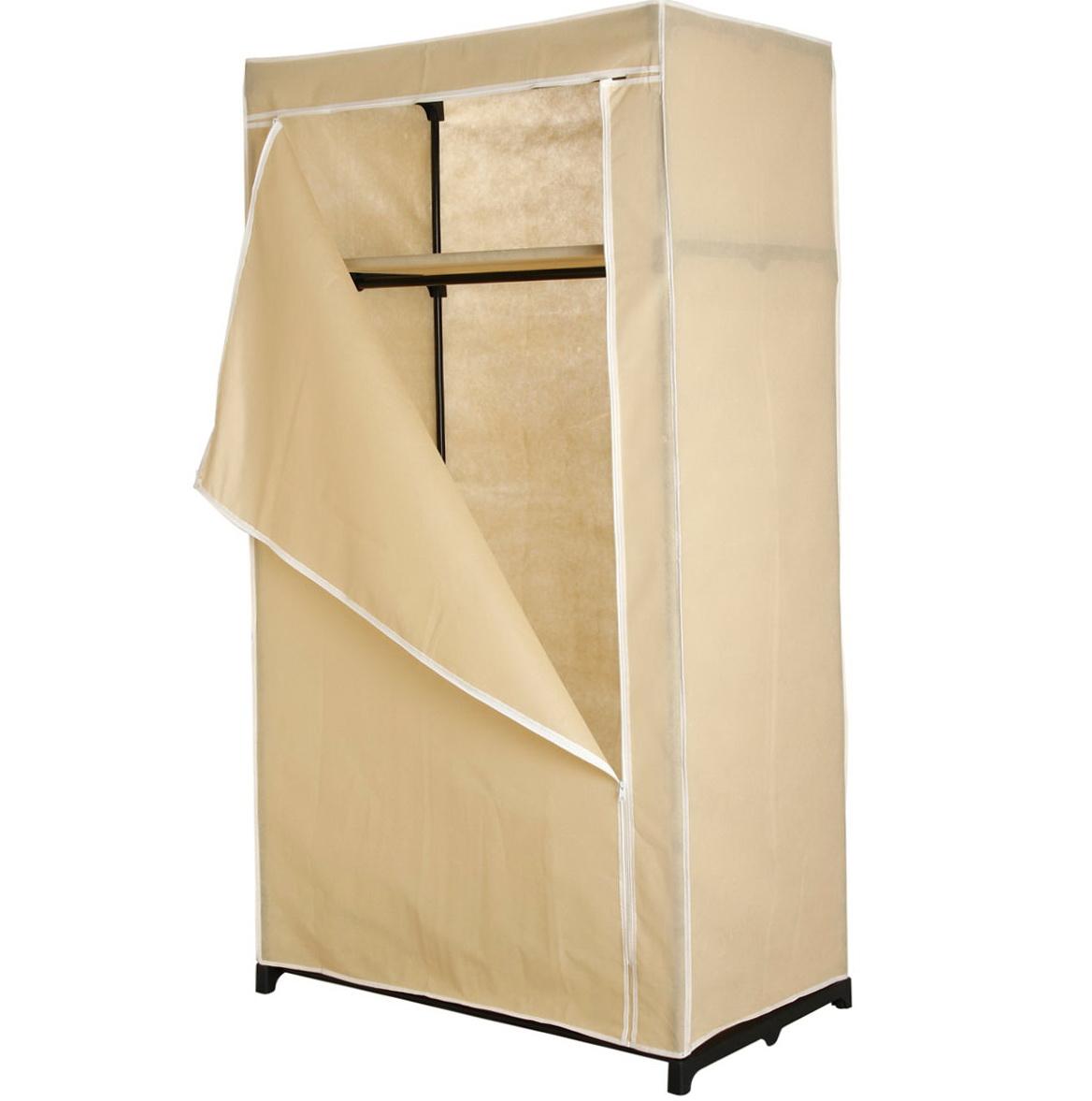 Portable Clothes Closet Wardrobe Home Design Ideas