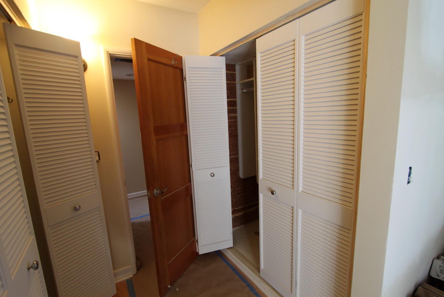Louvered Sliding Closet Doors Lowes Home Design Ideas