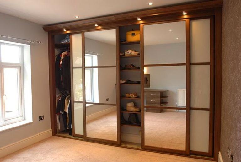 Unique Sliding Closet Doors Home Design Ideas