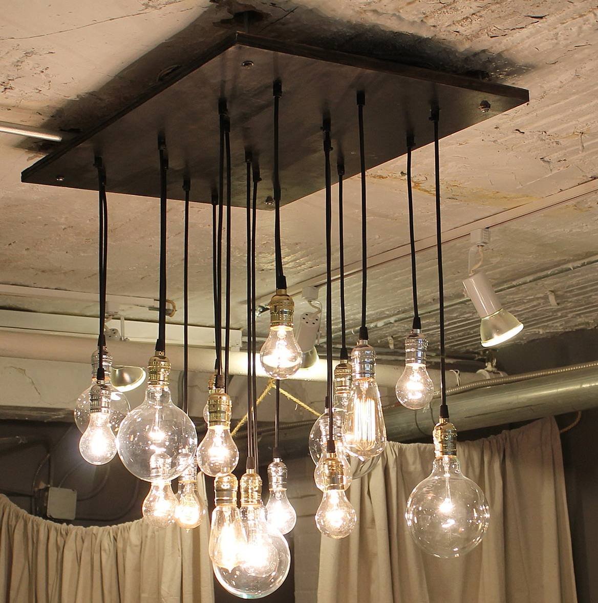 Edison Light Bulb Chandelier Uk Home Design Ideas