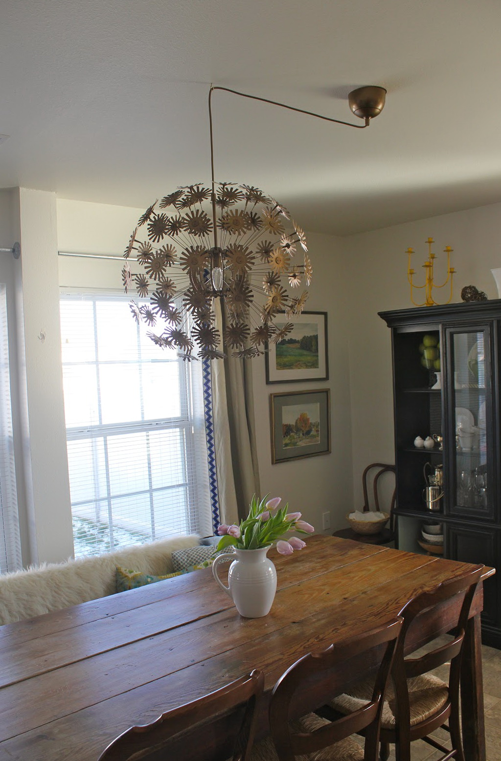 Hanging A Chandelier Off Center Home Design Ideas