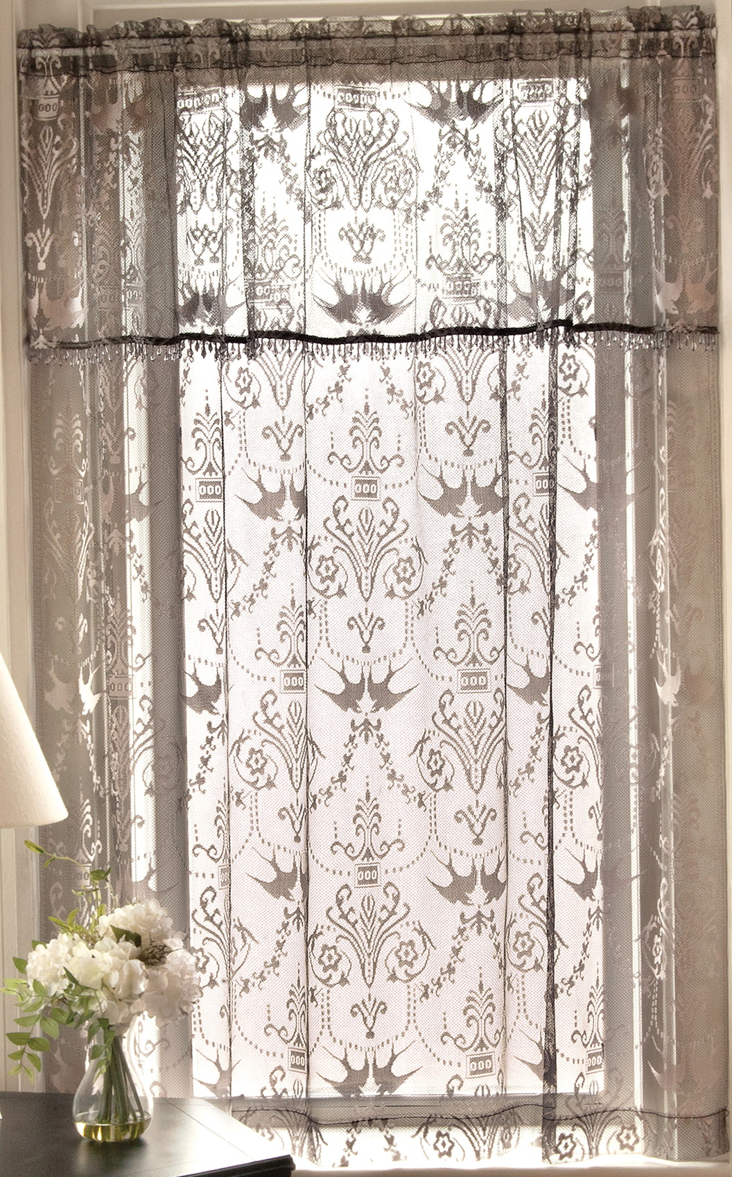 Lace Curtain Irish Or Shanty Irish Home Design Ideas