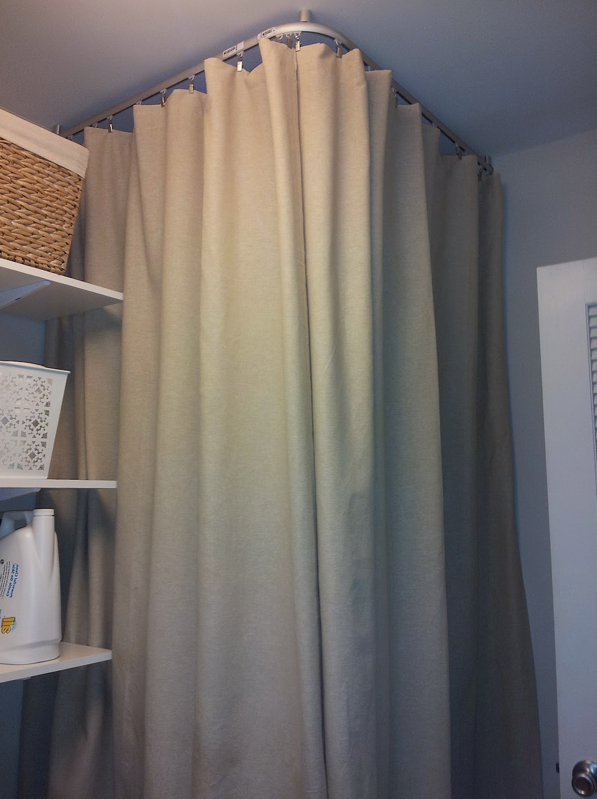Ceiling Mounted Curtain Tracks Home Depot Home Design Ideas