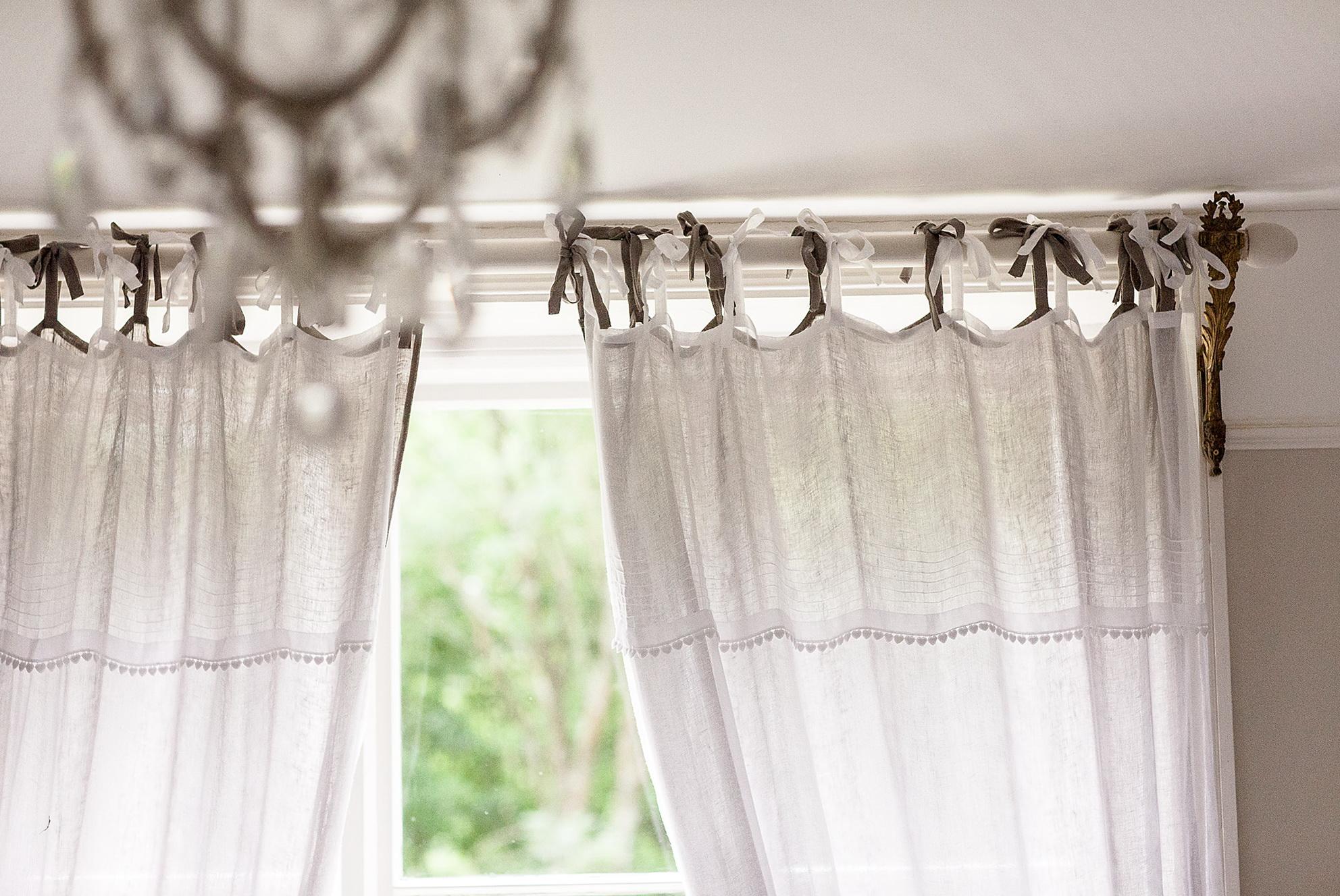 Tie Top Curtains Uk Home Design Ideas