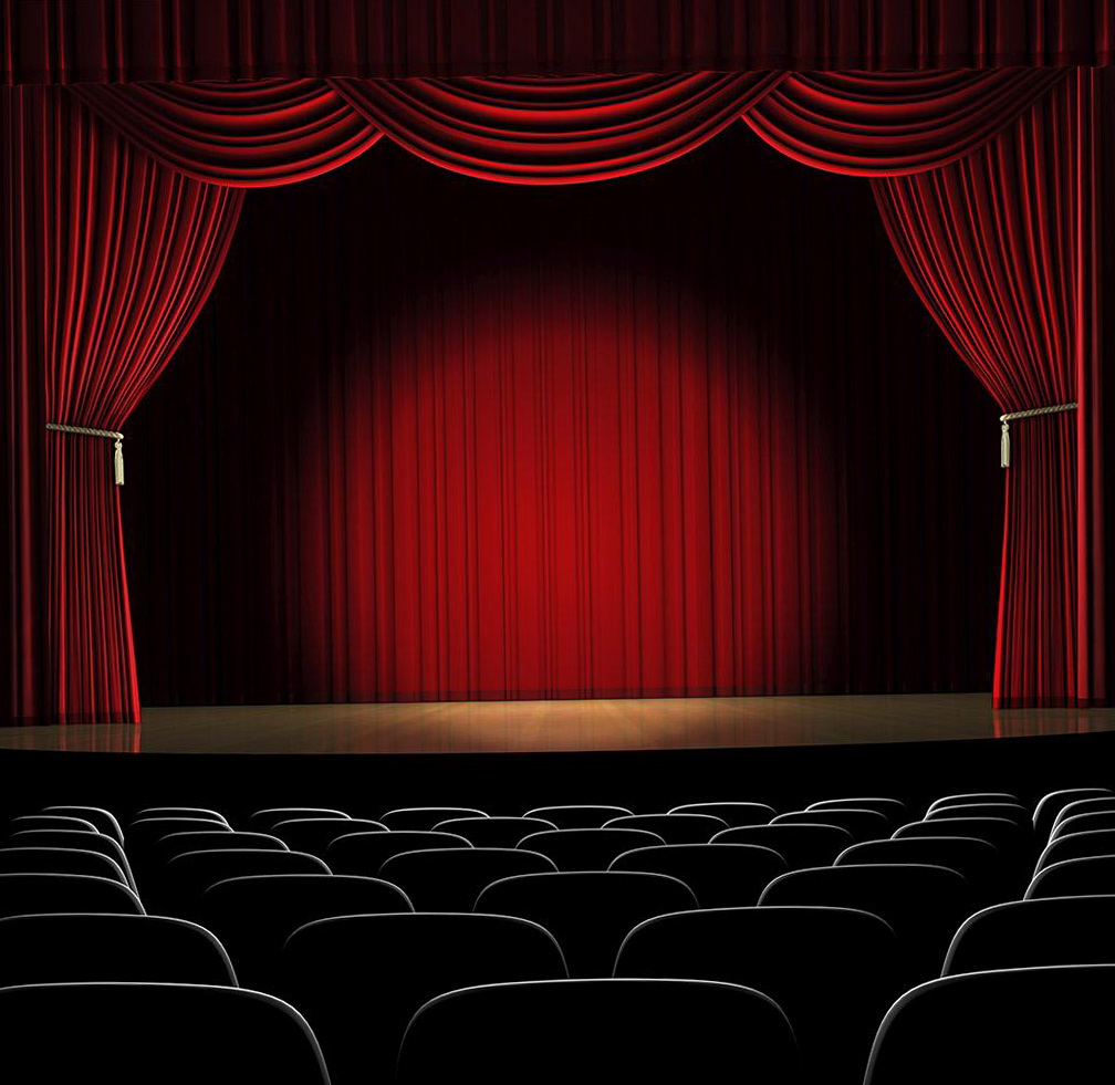 Movie Theater Curtains Png Home Design Ideas