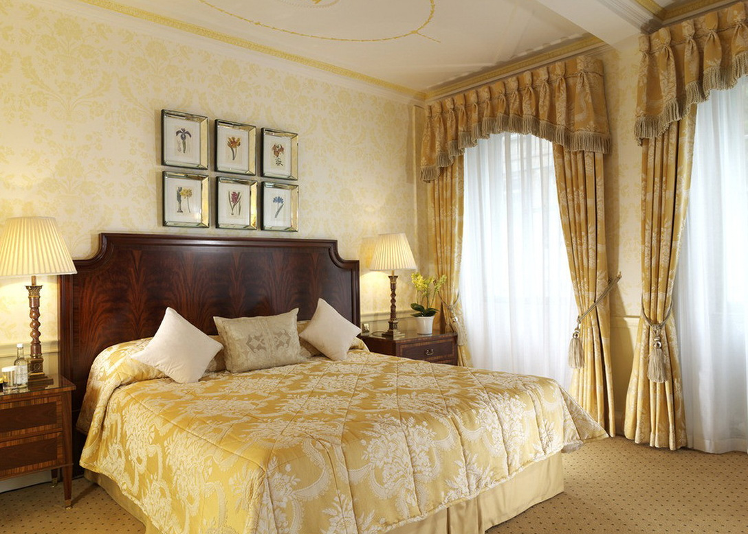 Beautiful Master Bedroom Curtains | Home Design Ideas on Master Bedroom Curtain Ideas  id=59329