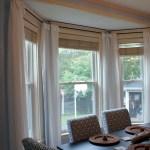 Curtain Ideas For Small Bay Windows Home Design Ideas