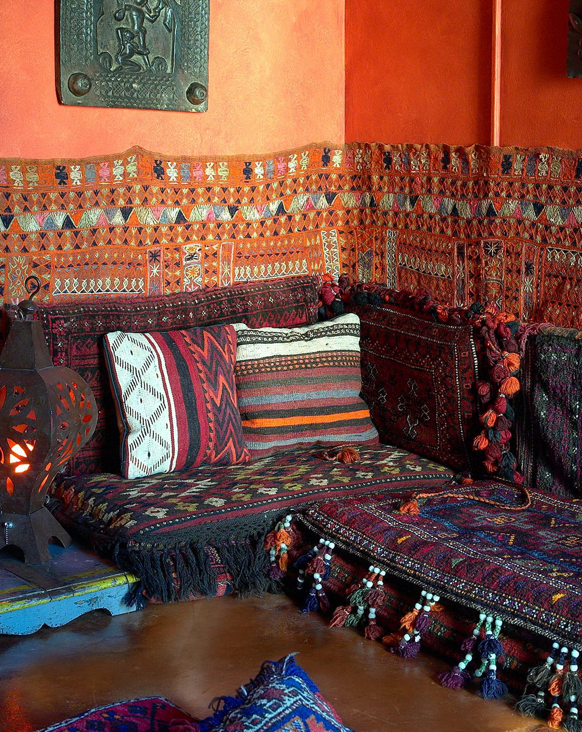 Moroccan Cushion Couch Floor Low Home Design Ideas