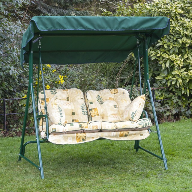 Patio Swing Cushion And Canopy Replacement Home Design Ideas