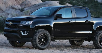 Chevy Colorado Mid-Size Truck
