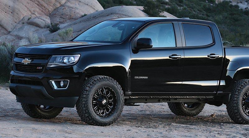 Chevy Colorado Mid-Size Truck