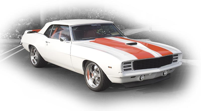 The 1969 Chevy Camaro Remains Epic The Engine Block