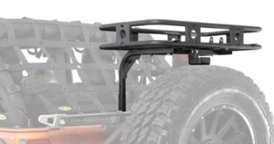 Smittybilt Rack - Courtesy of Smittybilt