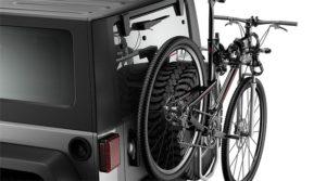 Thule Bike Rack - Courtesy of Thule