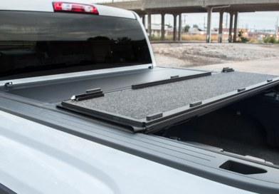 TrailFX Premium Flush Hard Tri-Fold Tonneau Cover