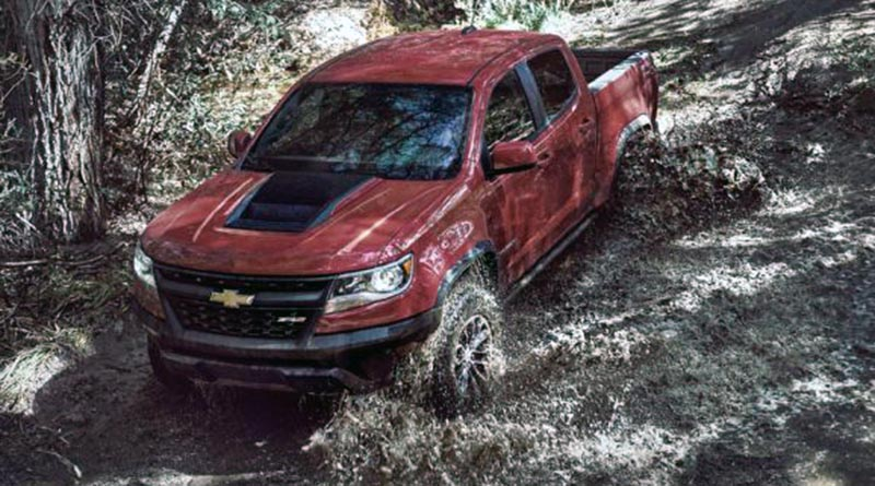 Auto Industry News: Chevry Colorado ZR2