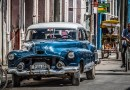 The Presence of Classic Cars in Cuba