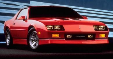 Third Generation Chevy Camaro - Courtesty of GM EFI Magazine