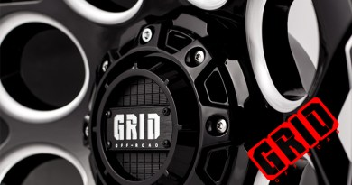 GRID Off-Road Wheels - For the road less traveled