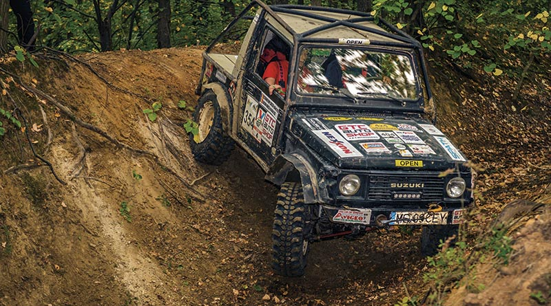 Easter Jeep Safari: Off Beat Off-Road at MOAB - The Engine Block