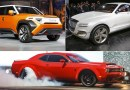 New York International Auto Show, Concepts and Off-Road Shenanigans