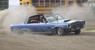Auto Industry News - Roadkill - Courtesy of Motor Trend