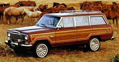 Vehicle Spotlight: Return of the Jeep Wagoneer