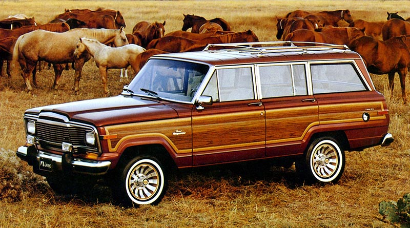 Vehicle Spotlight: Return of the Jeep Wagoneer
