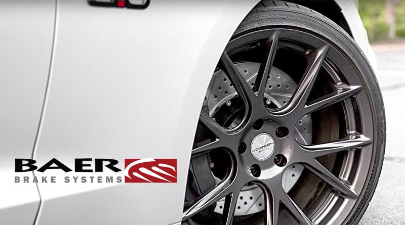 Baer EradiSpeed Rotors