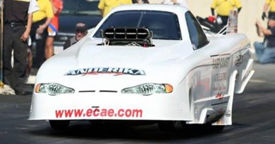 Nothing Funny About Funny Cars