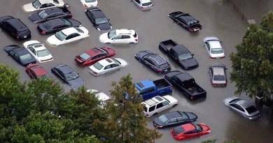 The power of Hurricane Harvey