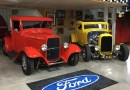 Wanamaker's '32 Ford Collection is the Envy of Every Hot Rodder