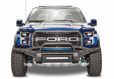 Fab Fours Ford Raptor Aero Series Bumpers